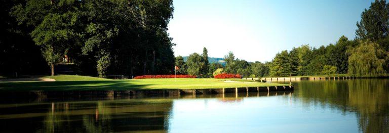 GOLF CLUB DE PALMOLA green en ile parcours de golf 18 trous provence