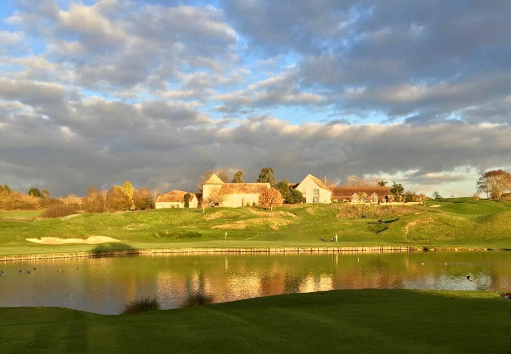 golf de courson parcours de golf