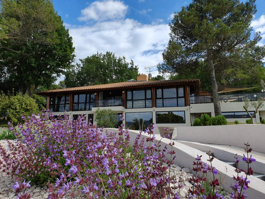 Golf Provence sainte baume restaurant l