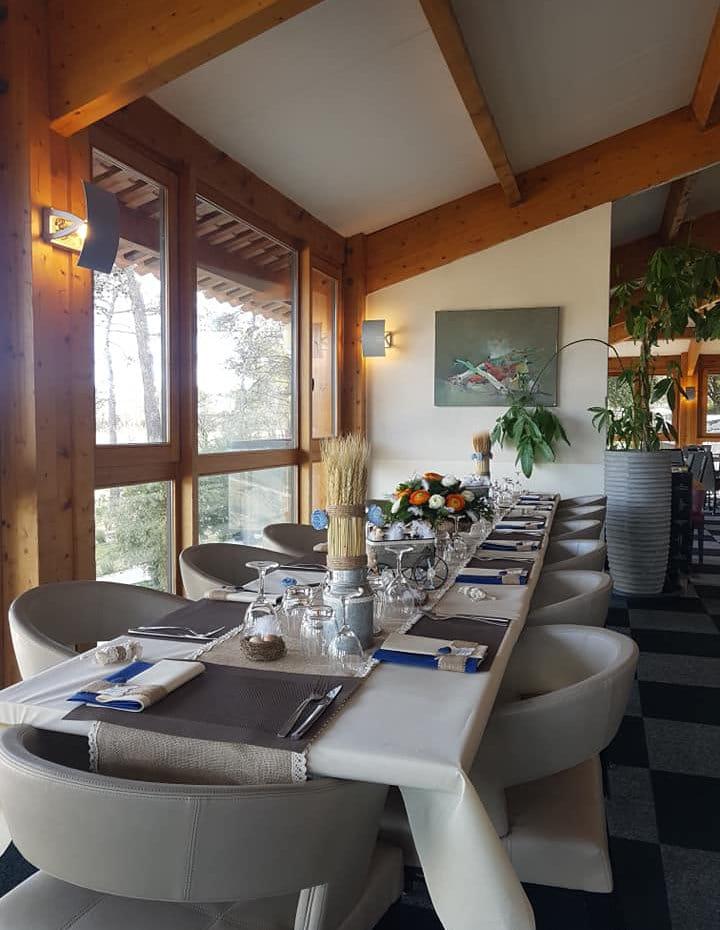 Restaurant golf de la sainte_baume