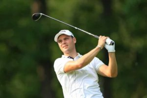 Kaymer in Memorial's leading trio after round 2, Woods retrogression