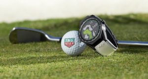 TAG Heuer « Connected Modular Golf Edition »
