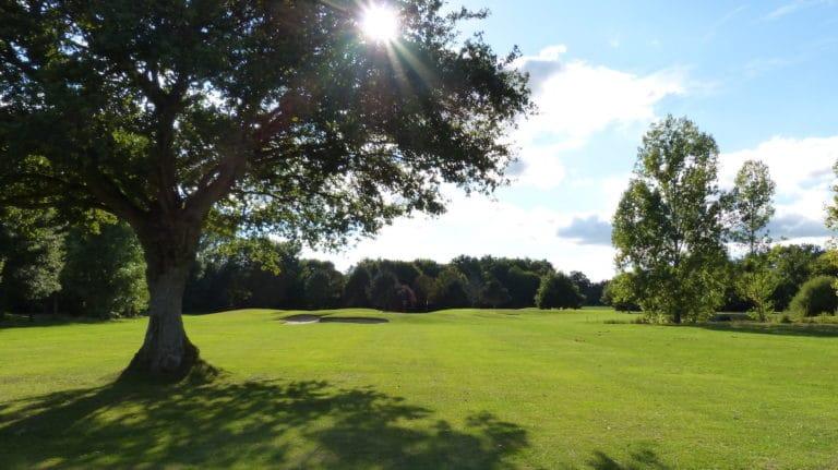 Parcours Anjou Golf