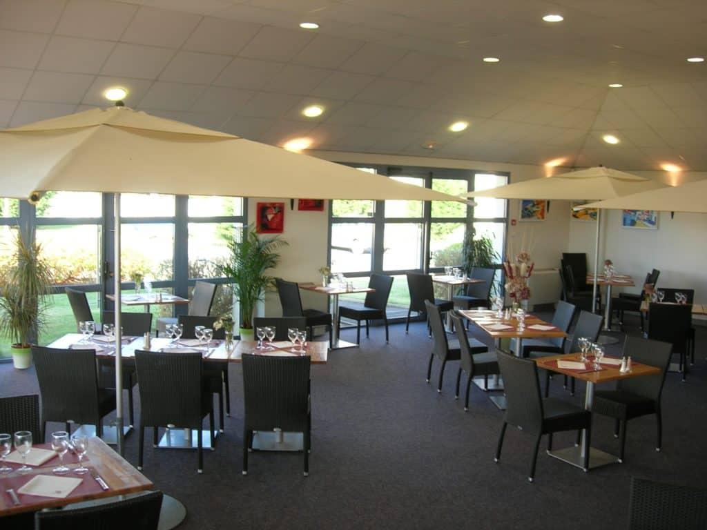 Restaurant du golf de poring Albatros