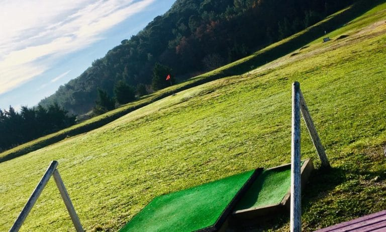 Allauch golf Practice entrainement golf Provence