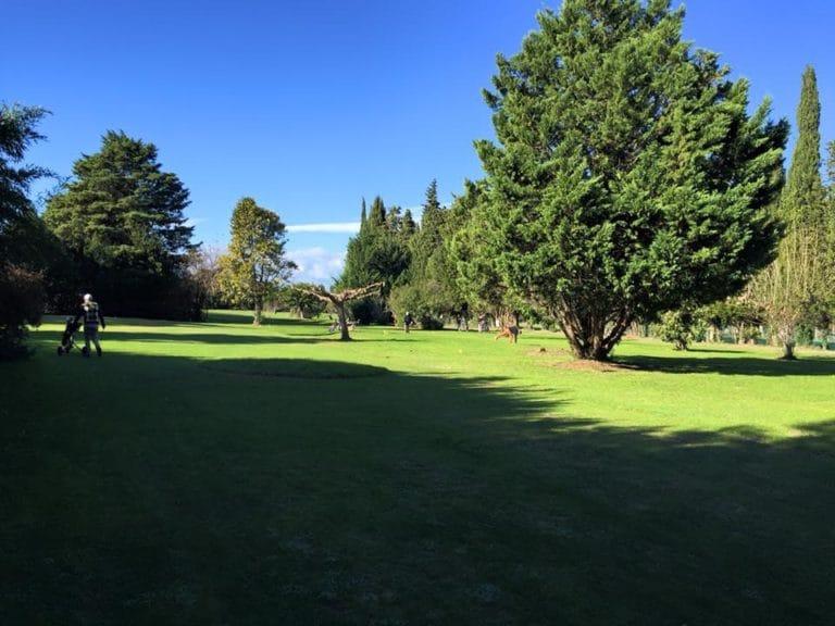 Barbentane golf parcours de golf 6 trous