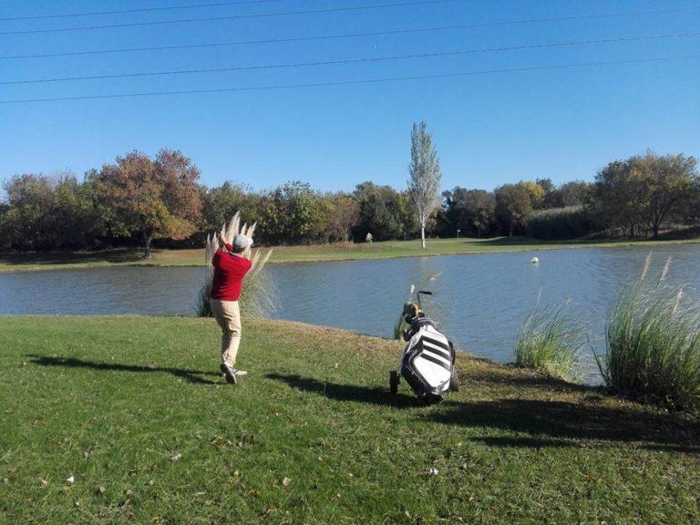City Golf Arlésien golf Parcours de golf