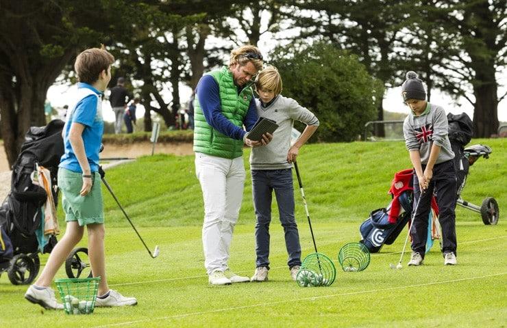 Cours de golf golf de la baule