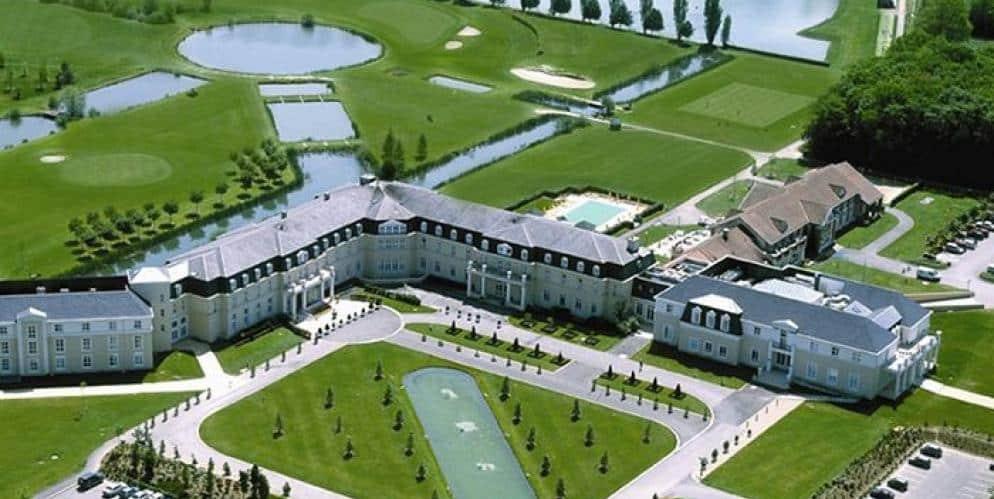 Dolce Chantilly Air hotel du golf