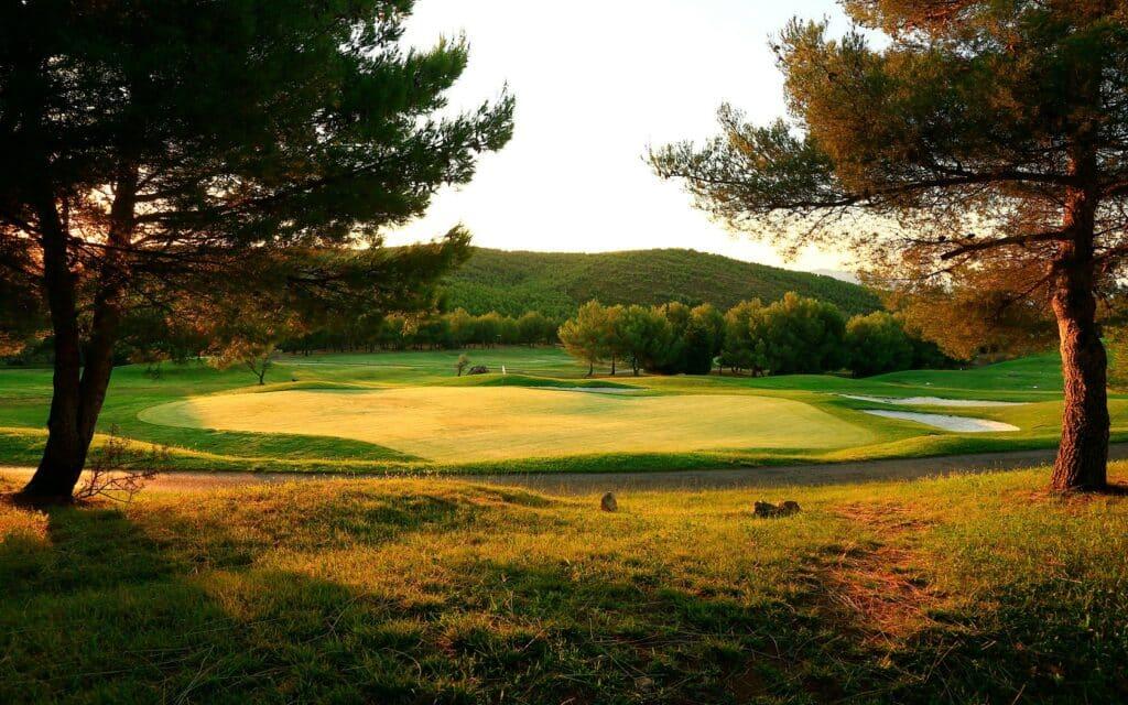 Dolce-Fregate-Provence-Parcours de golf