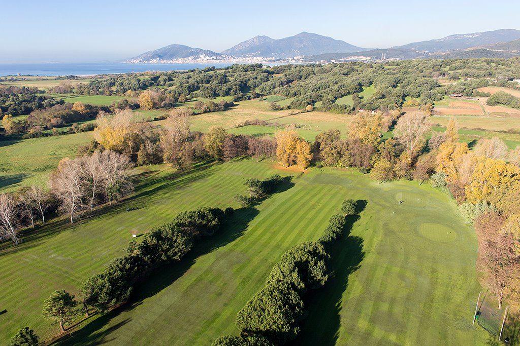 Giga Golf Club Parcours de golf en Corse