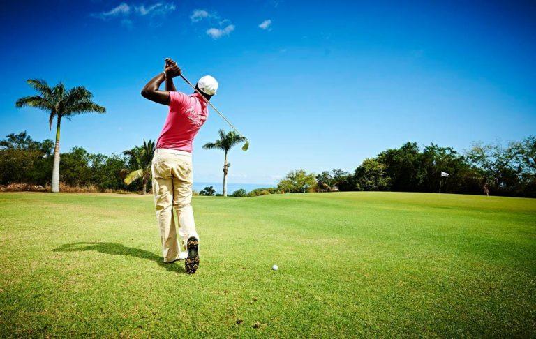 Golf Du Bassin Bleu Parcours de golf La réunion France