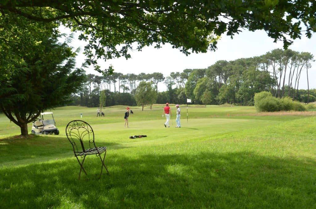 Golf-Guerande-jouer-au-golf