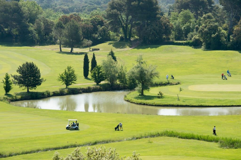 Golf Ouest Provence Miramas Lecoingolf Parcours de golf