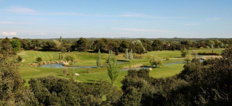 Golf Ouest Provence Miramas logo couv