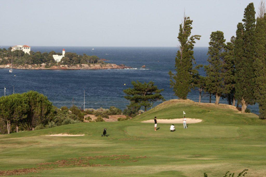 Golf de Cap Esterel Parcours de golf