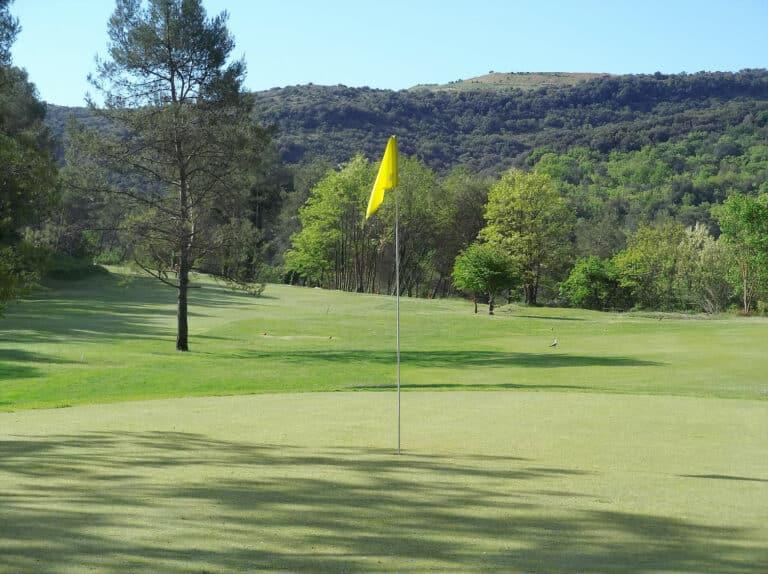 Parcours de golf La Vanade