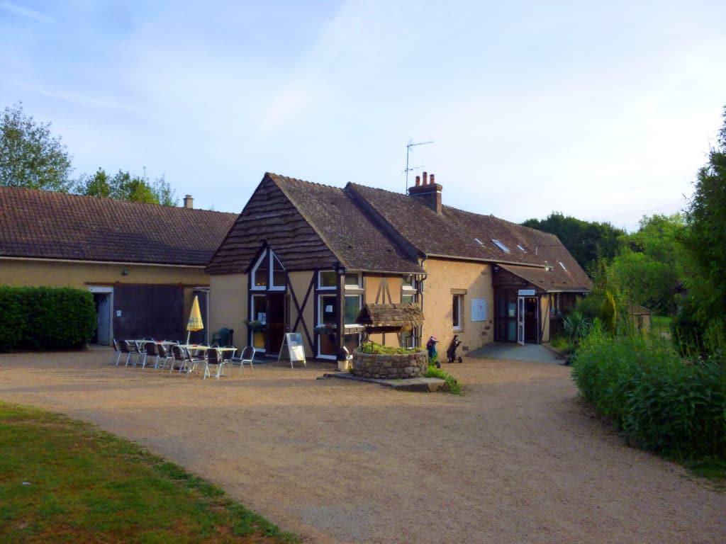 Golf de Sargé Club-House