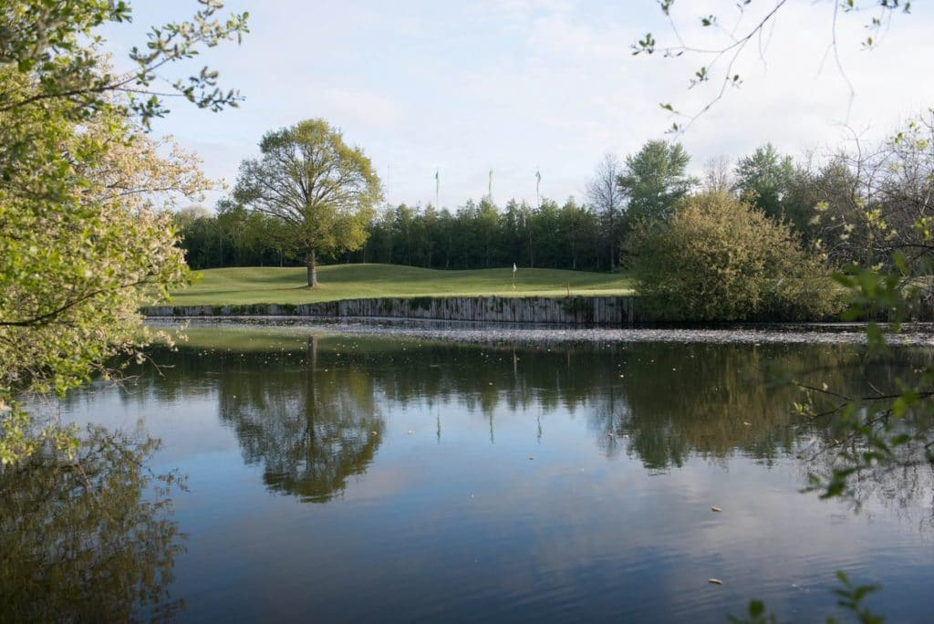 Golf de Savenay Green Fairway