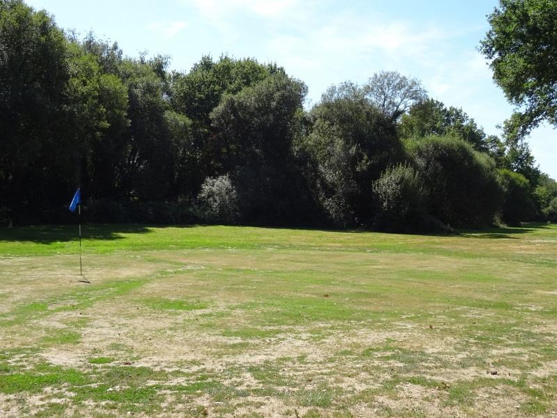 Golf de Treffieux parcours de golf 9 trous Rustique