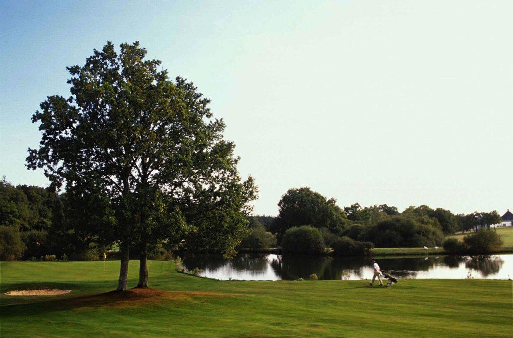 Golf de savenay golfeurs