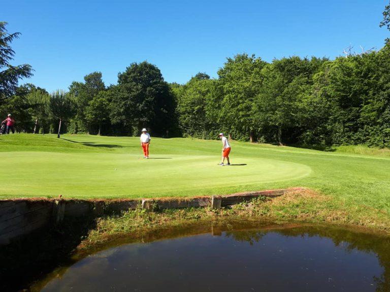 Golf des Alouettes joueurs de golf