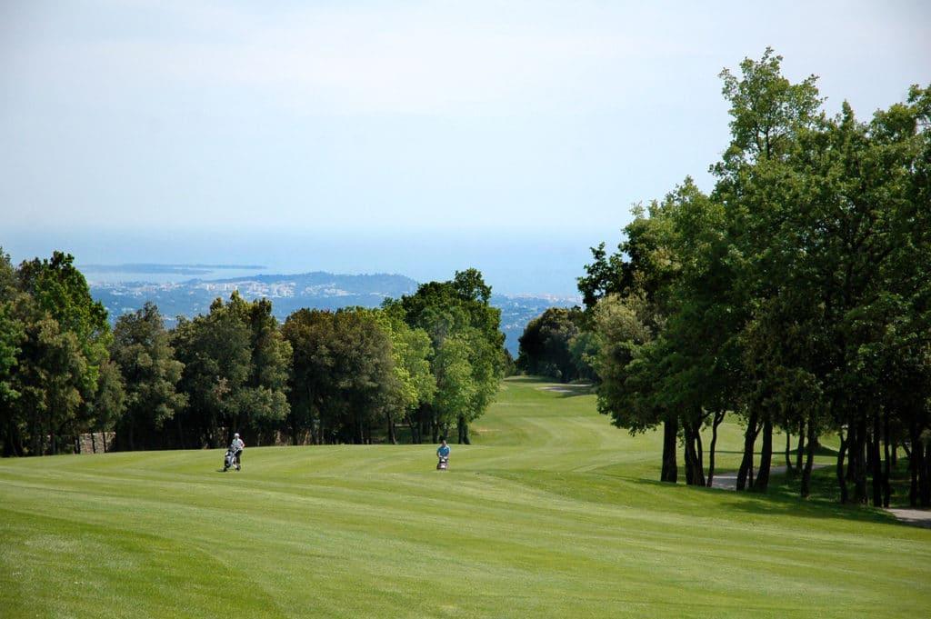 Golf du Claux Amic Parcours de golf