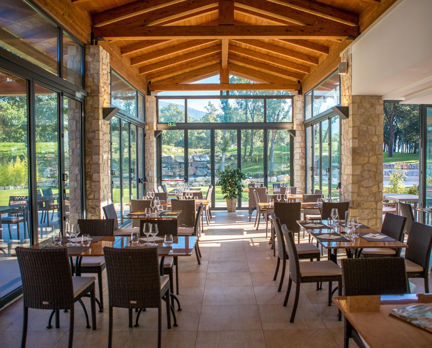 Golf du Claux Amic - Restaurant