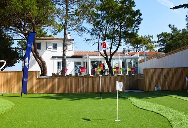 LE BISTRO DE LA PRESQU'ILE Golf