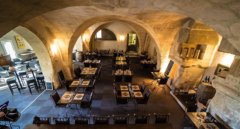 Le Restaurant La Bergerie de Servanes