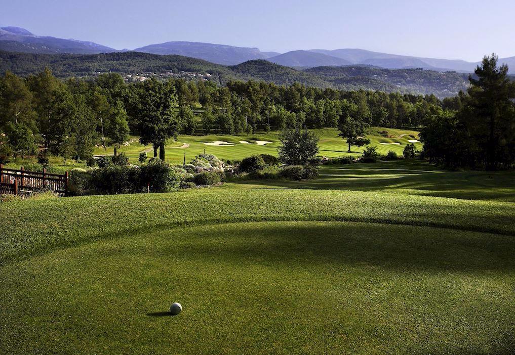 Le Riou parcours de golf
