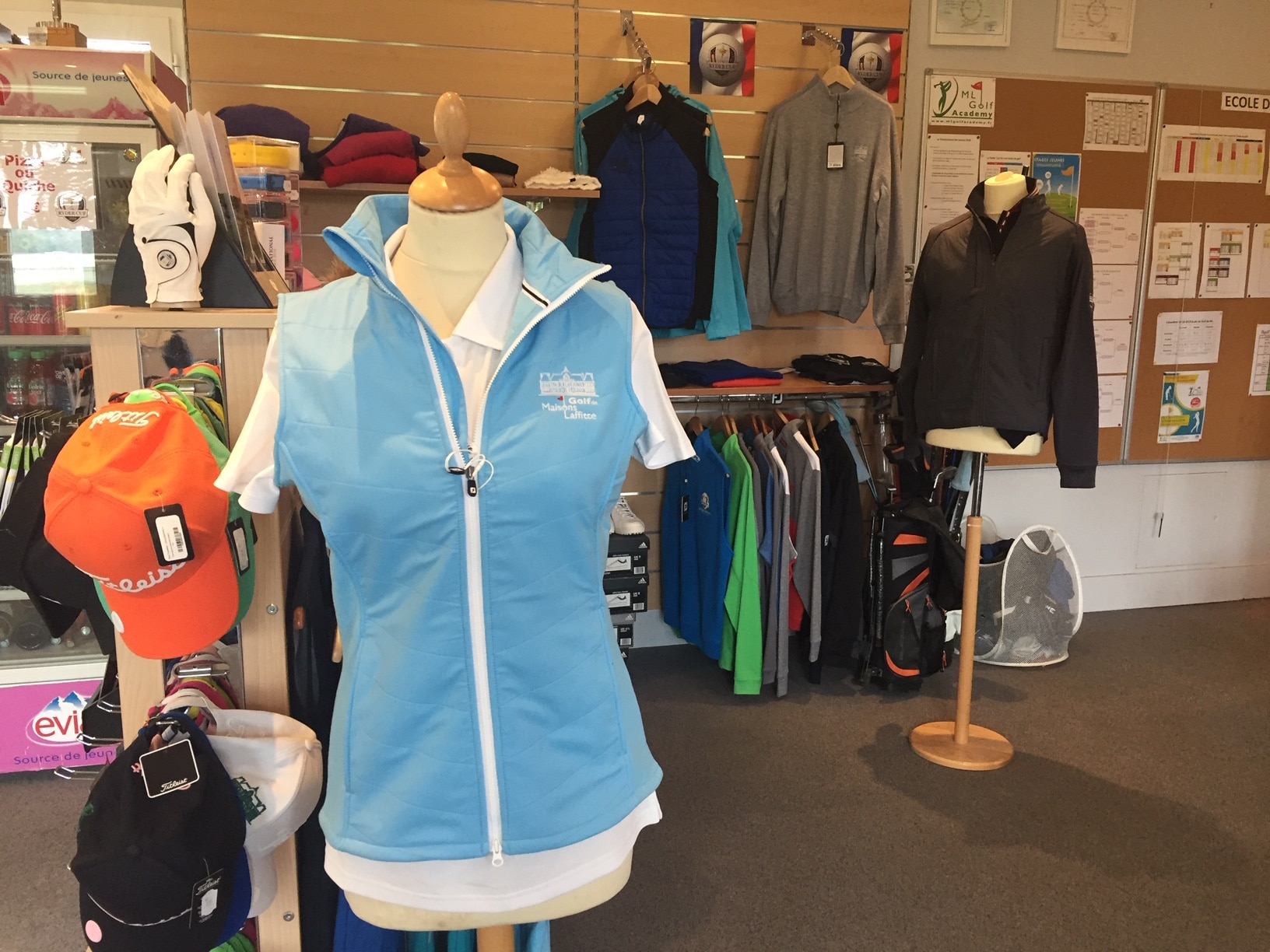 Pro shop du golf de Maisons-Lafitte