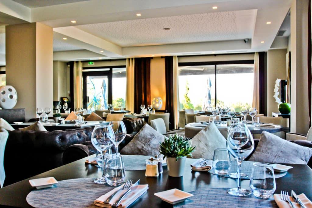 Restaurant du golf de Roquebrune