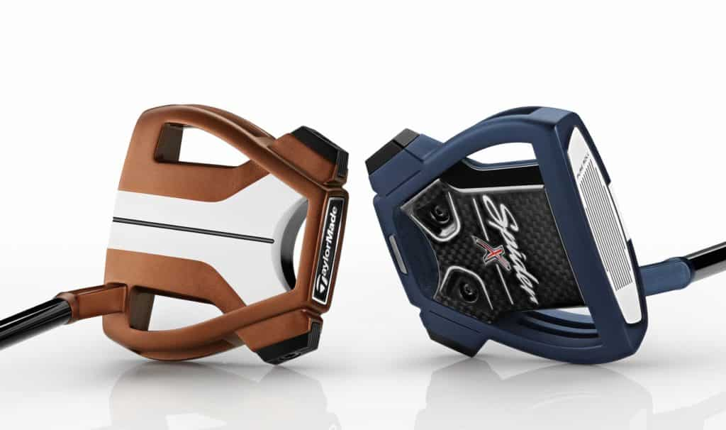 SpiderX-Putter taylormade