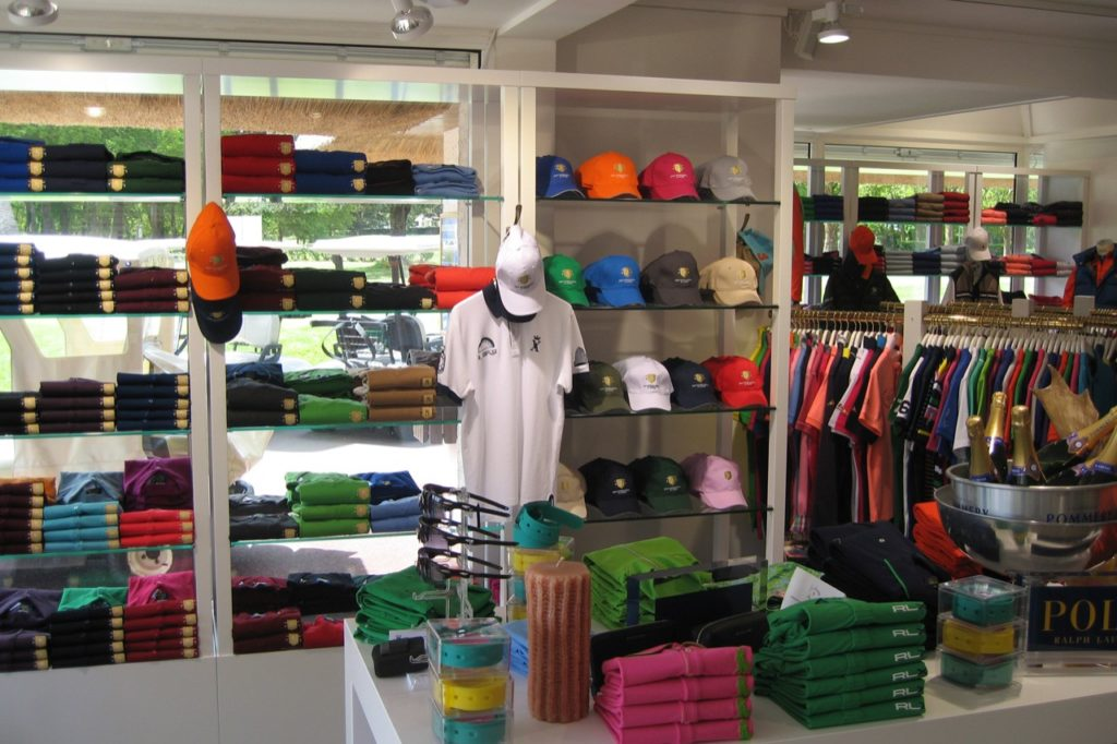 Pro Shop du Golf de La Baule