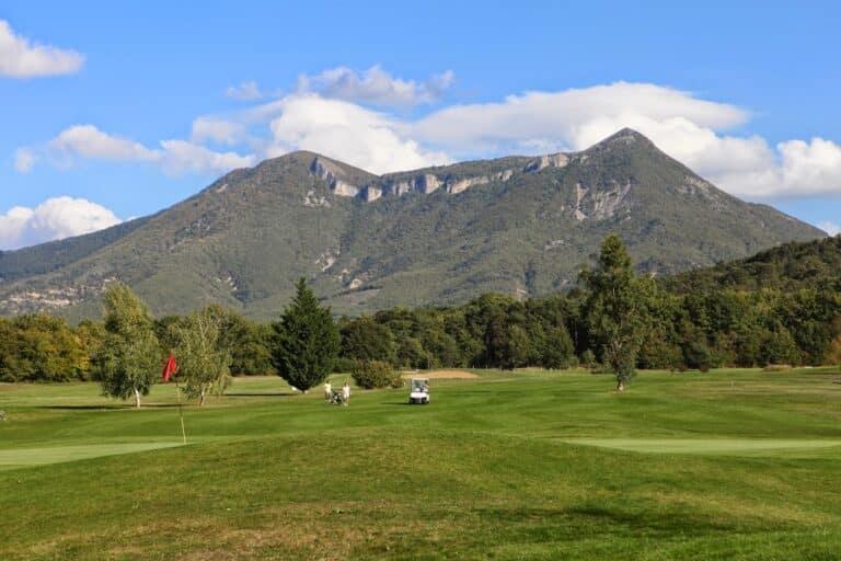 golf de Digne les Bains