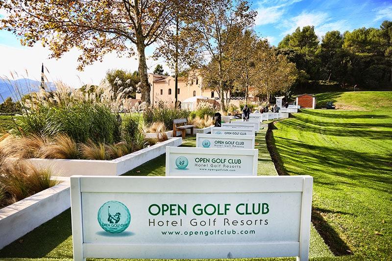 golf de La Salette Marseille parcours de golf Practice