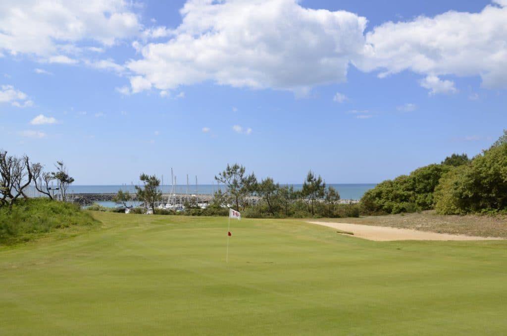 golf-port-bourgenay-Annuaire des golfs- guide des golfs France
