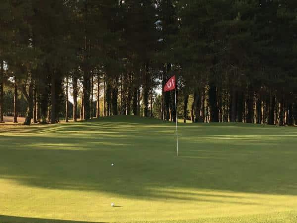 Parcours de golf- golf de Fontenelles