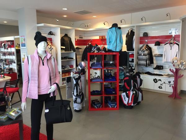 Pro shop _ Golf des Fontenelles