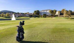 le golf de Taulane
