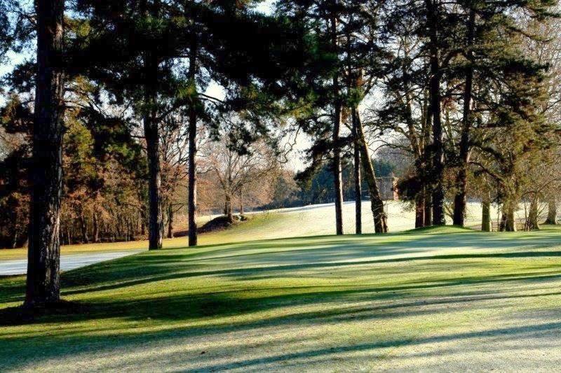 parcours de golf Angers