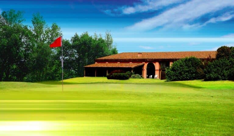 Estolosa Parcours de golf Green Fairway