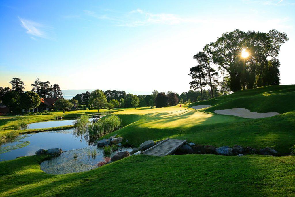Evian Golf Resort Parcours de golf