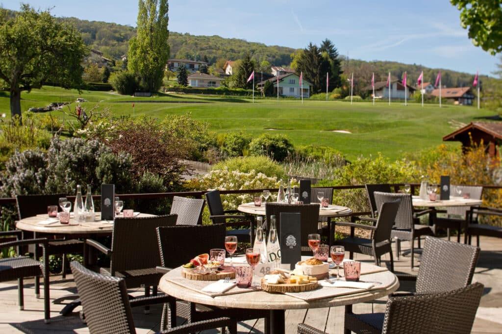 Evian Resort Golf Club hotel sejour golf vacances