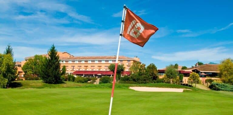 Exclusiv Golf Resort de Seilh Green du 18