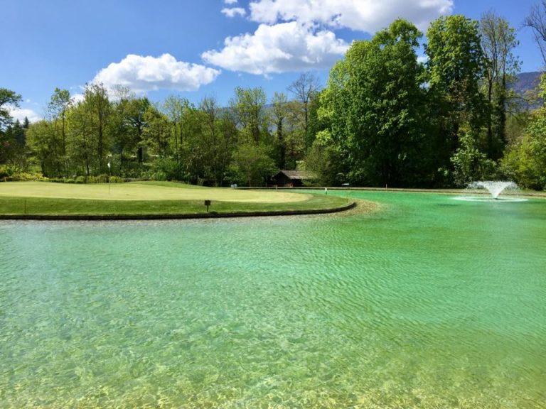 Golf Aix Les Bains
