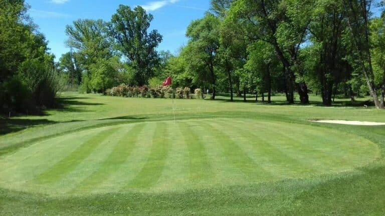 Golf Club d'Alès Ribaute parcours de golf
