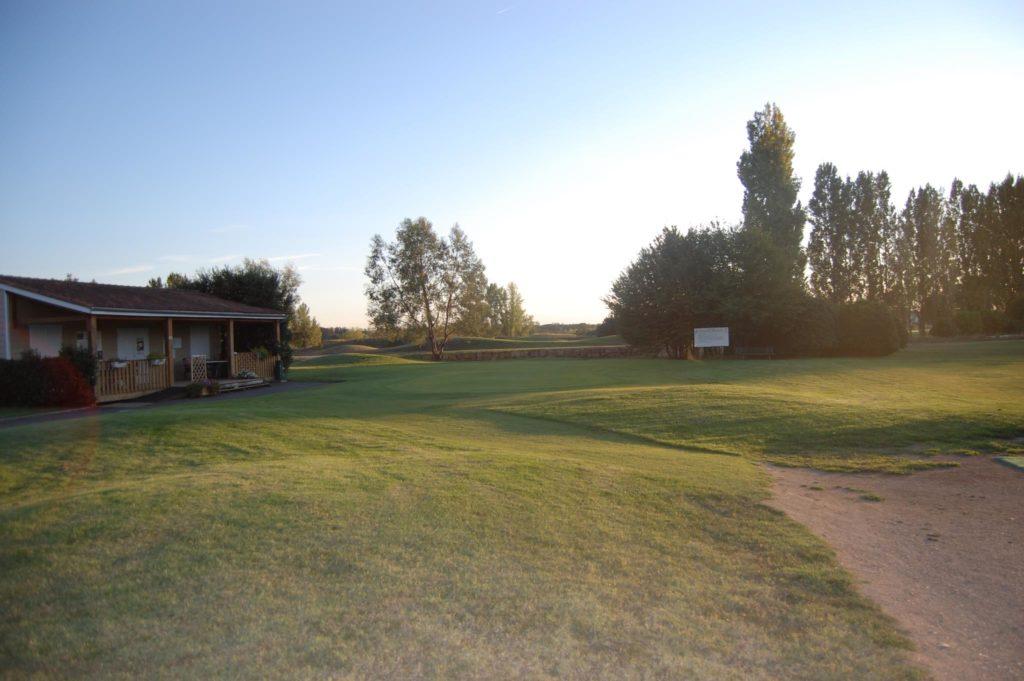 Golf Club d'Aiguelèze Club-house