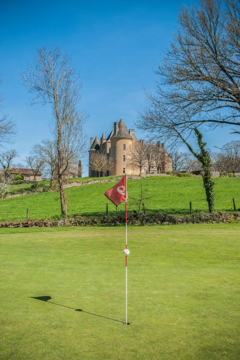 Golf Club de Montal Parcours 9 trous